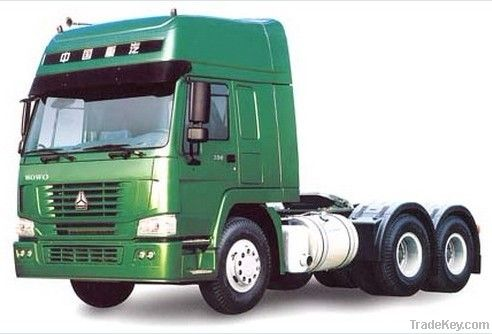HOWO 6x4 tractor(