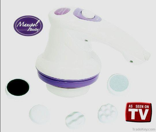 Hotsale TV Shopping Manipol body Massager