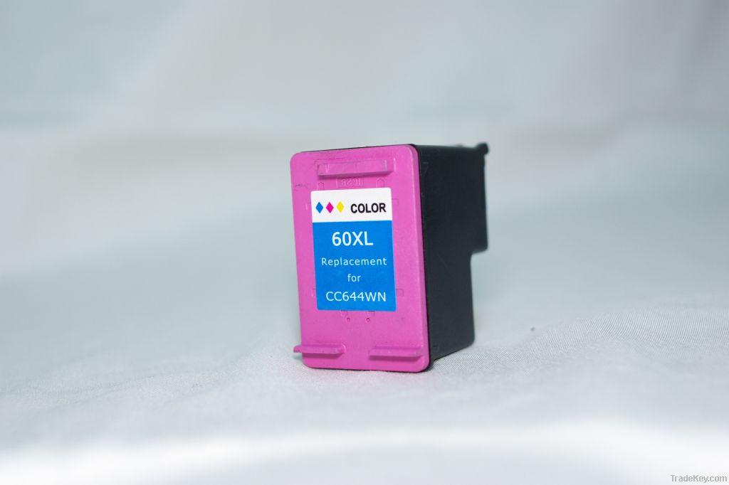 remanufactured inkjet cartridge HP60XL/61XL/HP300DXL/512/510/122/22/21