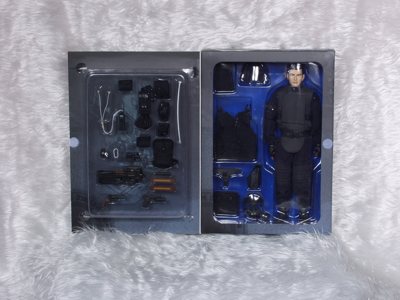 Hot Toys Action Figures