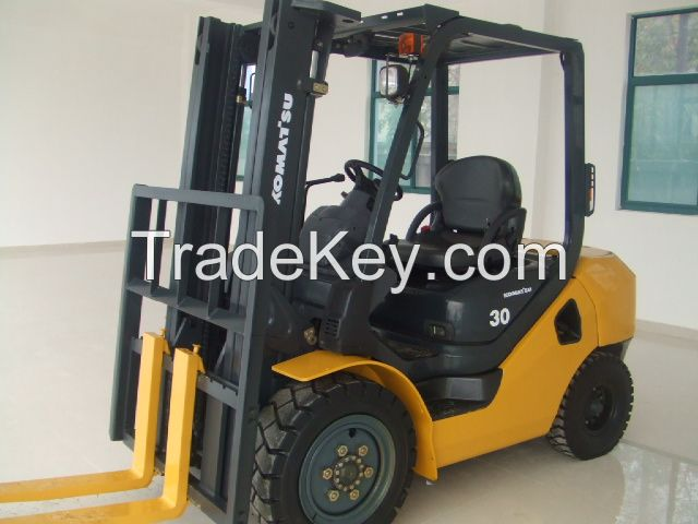 Used Komatsu 3T Forklift,