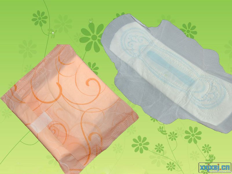 maxi/super sanitary napkins