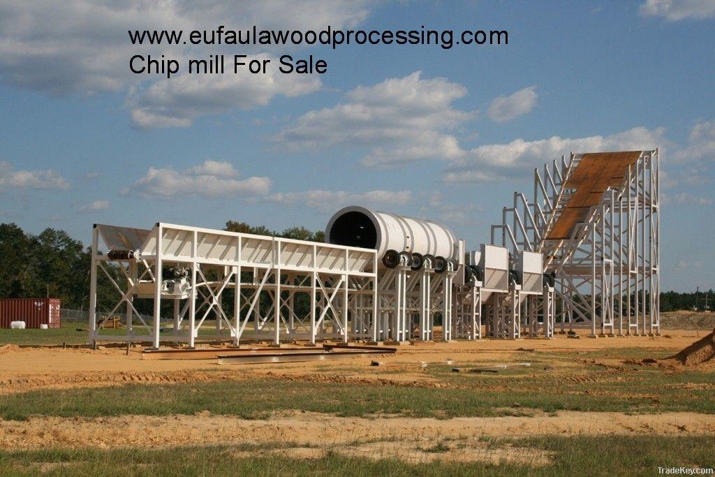 We design build operate chip mills, pellet mills, panelboard mills