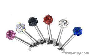 Body jewelry labret