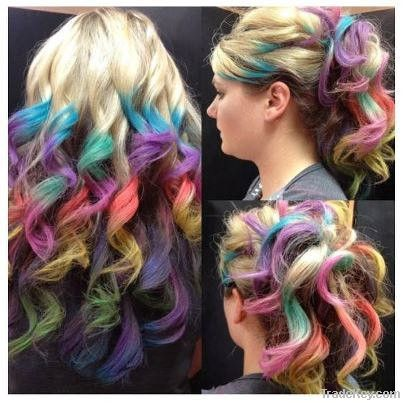 Hot sell colorful soft hair dye pastel chalk