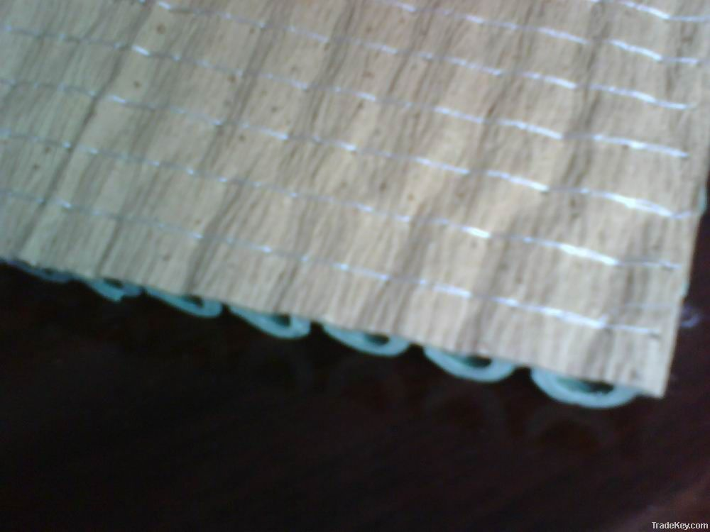 rubber underlay