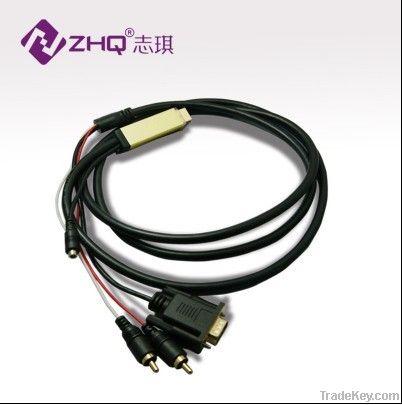 HDMI -VGA/Audio Connector