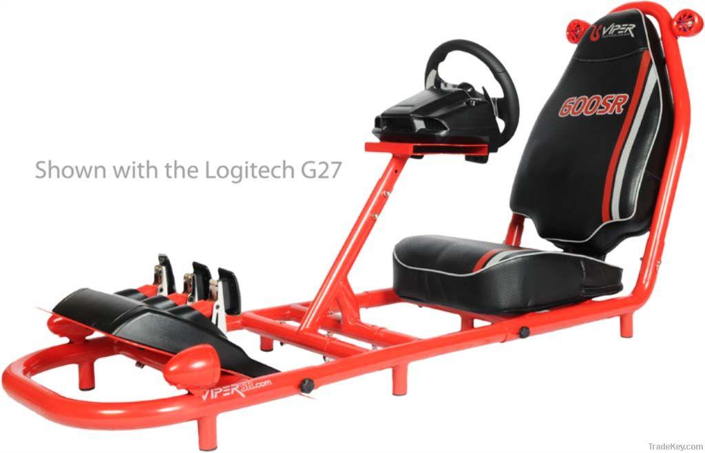 Viper 600SR Gaming Chair  Racing Simulator