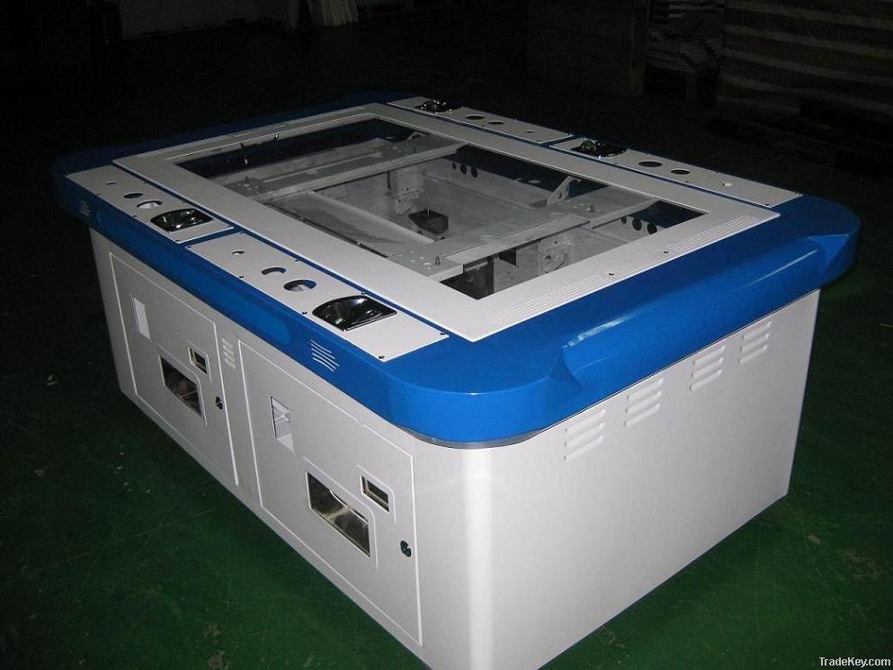 Game Machine Housing