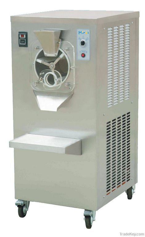 Gelato Batch Freezer/Hard Ice Cream Machine