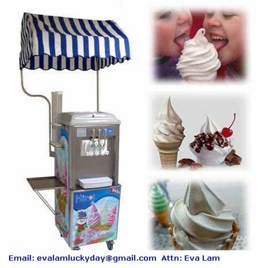 Frozen Yogurt Freezer BQL925