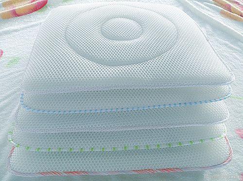 korean hot sell breathable 3D mesh cushion, elastic chair cushion