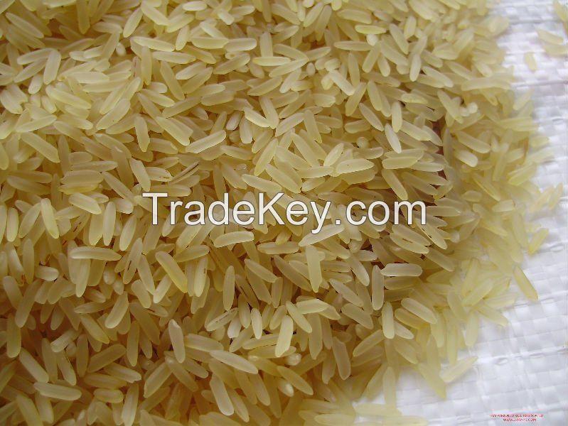 Parboiled Rice IR 64
