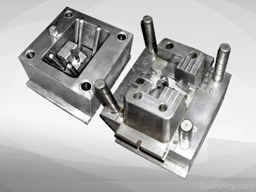 Massage armchair plastic fittings mould