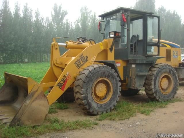 used loader used industrial equipment
