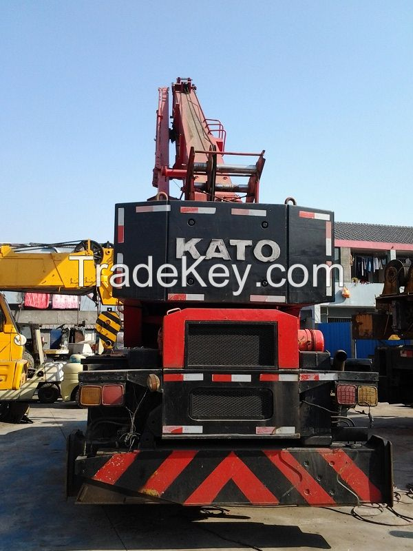 Used Rough Crane Kato KR25H 25t