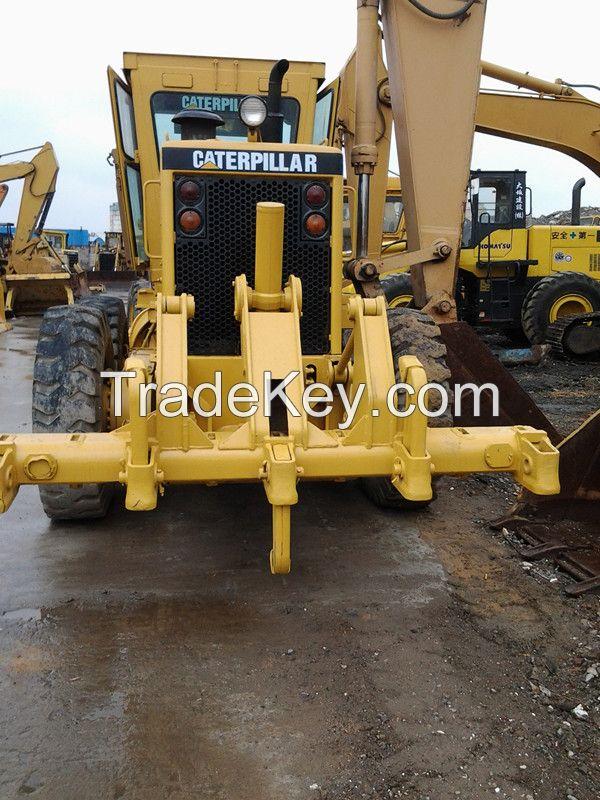 Used Grader Caterpillar 14G