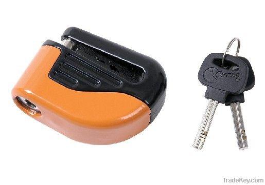 MD-08 e-bike , motorcycle disc alarm locks
