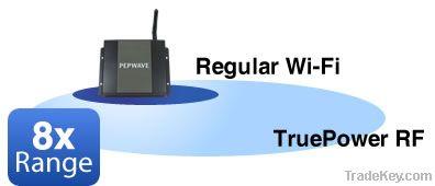 Pepwave PolePoint True Enterprise Grade Features