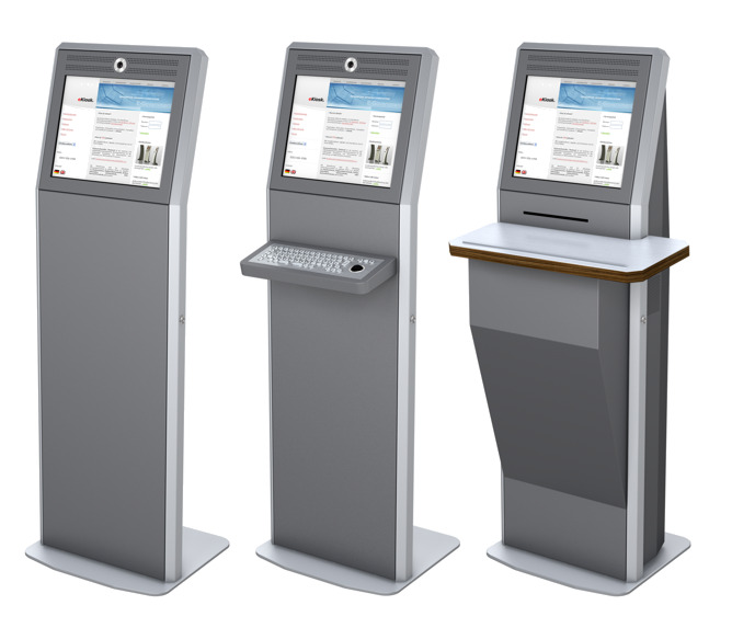 touch screen kiosk system ASTALON