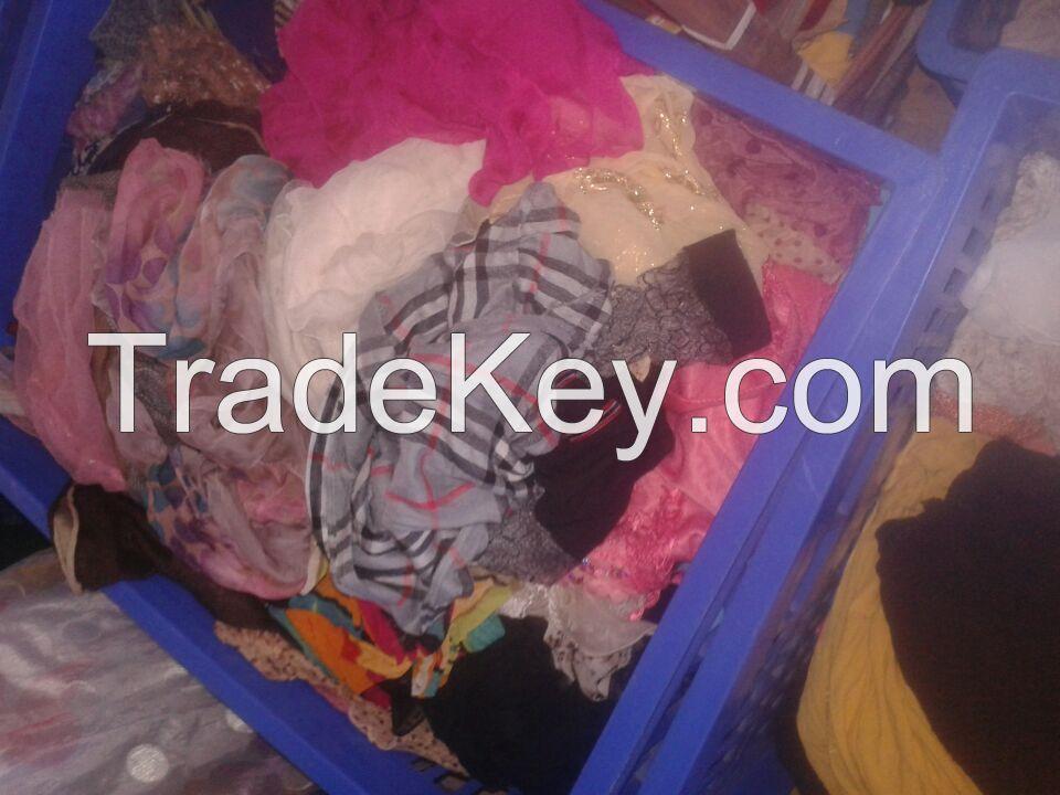 Mixed Used Clothing