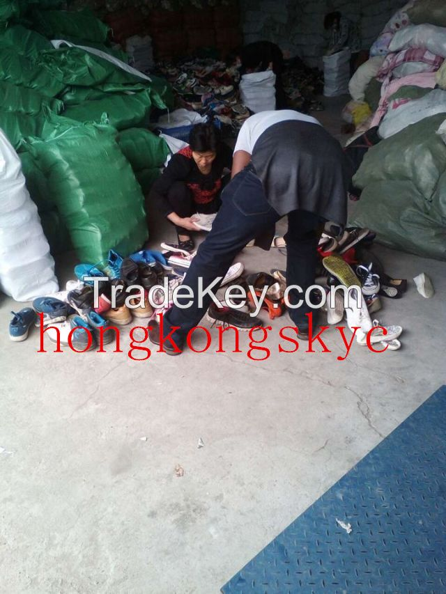 Used Chinese Shoes