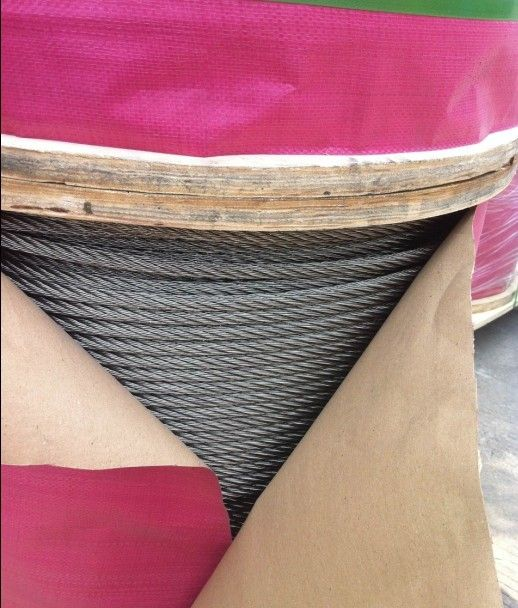 stainless steel wire rope cable