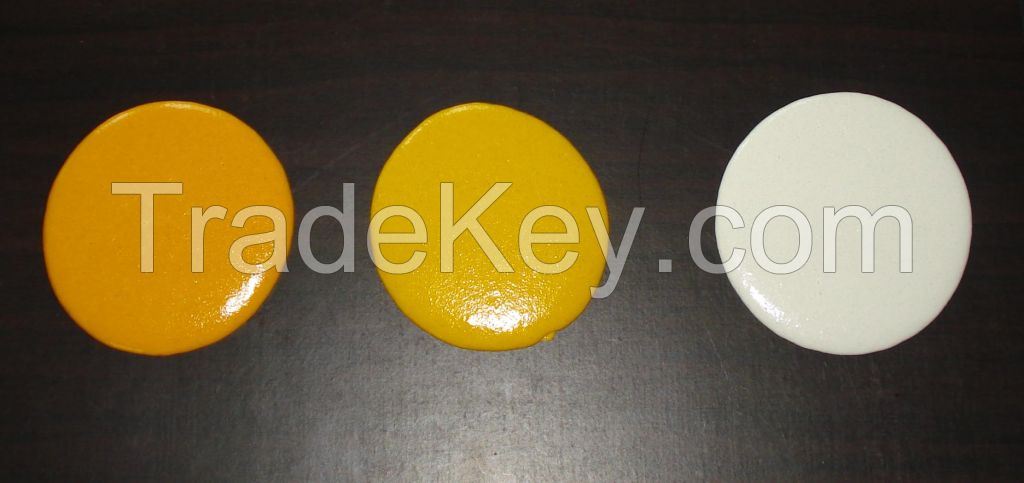 Hot Melt Paint Thermoplastic Road Marking Paint Power Road Paint