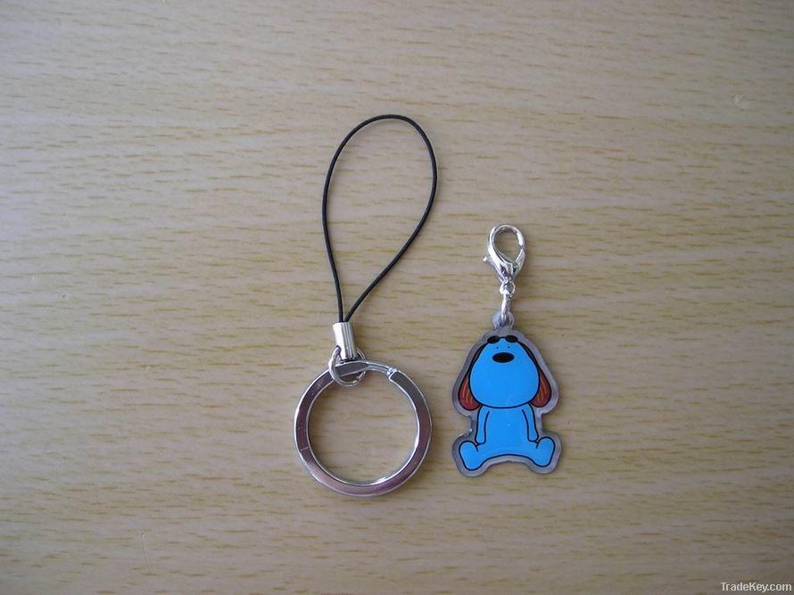 metal key chain