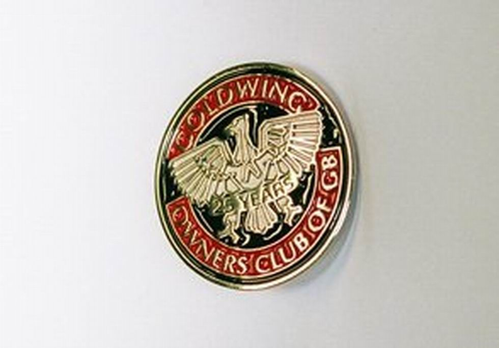 Label Badge Pin