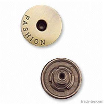 metal badge, alumnium badge, label pin