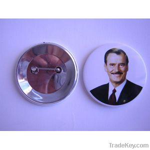 3-D soft badge/label, soft pvc badge , flashing pin/badge , label pin