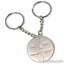 hot design keyring , latest keychain , new style keyhold of couple