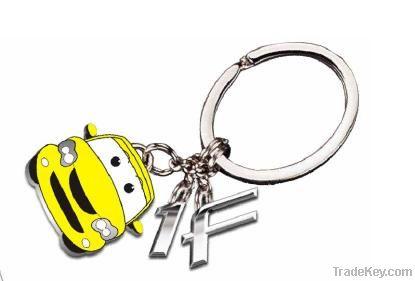 fancy key ring , shoe shaped keychian , portable keyhold ,