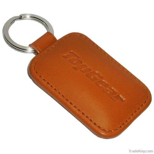 fob shape keyrign , letter-bead keychain , fuwa lovely keyhold
