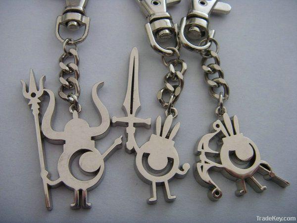 key chain, key ring, PVC key chan, metal key chain, fashioned gift