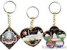key chain key ring PVC keychain disney key chain