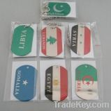 Aids Dog Tags/Badge