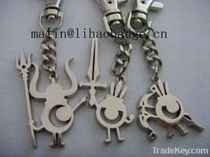 key chain, key ring, metal key ring, promotion gift