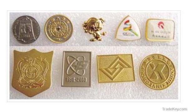bag badge, metal badge, luggage label