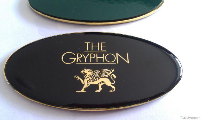 Metal Logos (Custom Label)