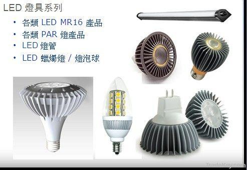 heatsink, LEDlights