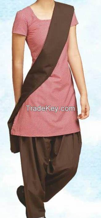 New Premium Fabric School Uniform