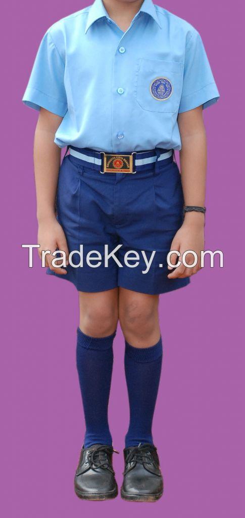 Private School Boys Uniform 1