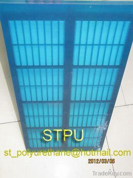 polyurethane sieve, screen, urethane screen, sieve, PU screen
