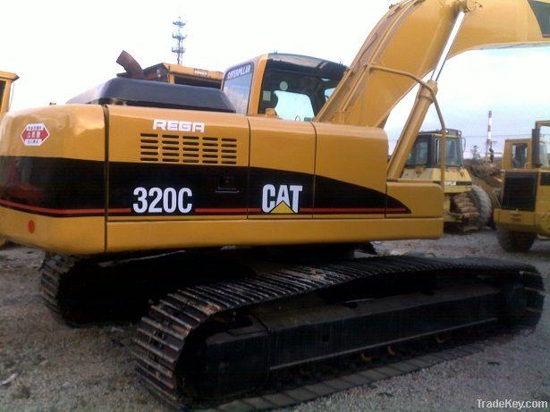 USED EXCAVATOR CAT 320C