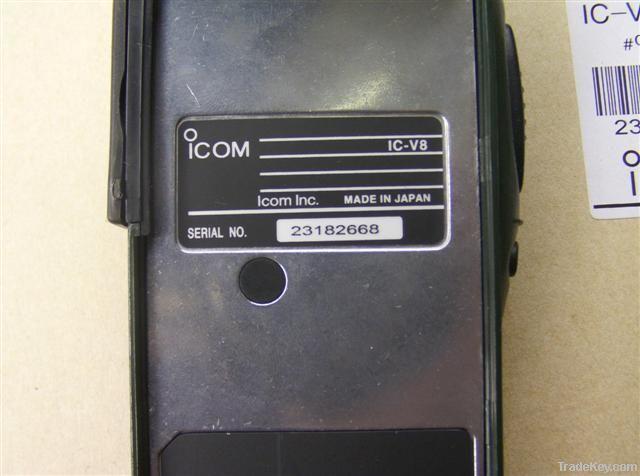 ICOM-V8