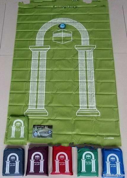 arabic prayer mat/muslim prayer mat/islam product