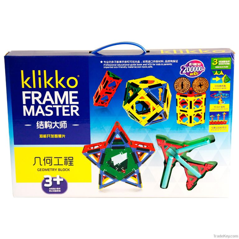 Klliko Geometry Block