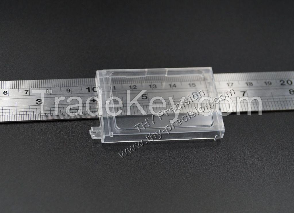 THY Precision, OEM, Micro Molding, Fiber Optics Components, Plastic Optical Fibers, transparent parts